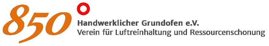 850° - Handwerklicher Grundofen e.V.